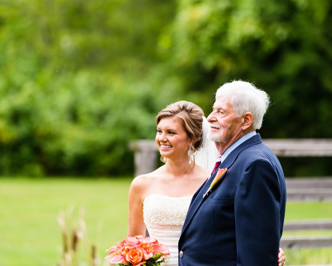 A Wright's Mill Farm Wedding, Canterbury CT