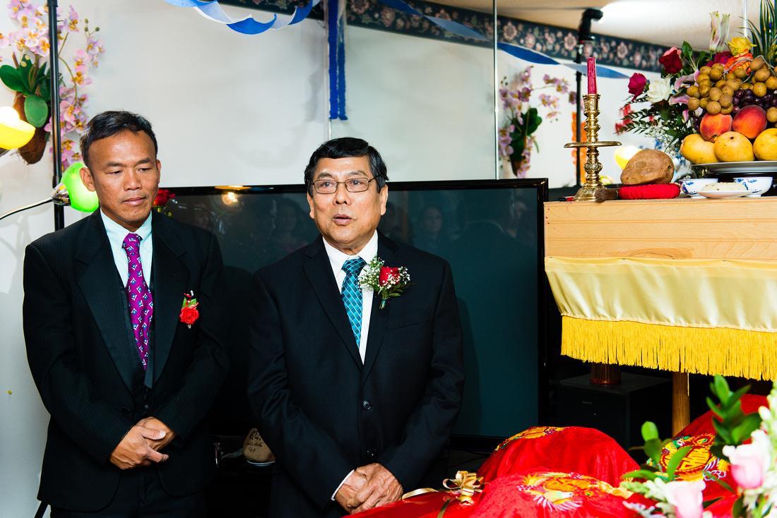 Vietnamese Engagement Ceremony (Dam Hoi)