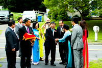 Vietnamese Engagement Ceremony (Dam Hoi)